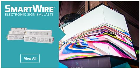 Keystone Sign Ballast Smart Wire