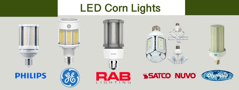 LED Corn Light Bulbs