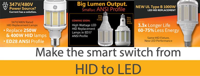 GE LED Corn Light