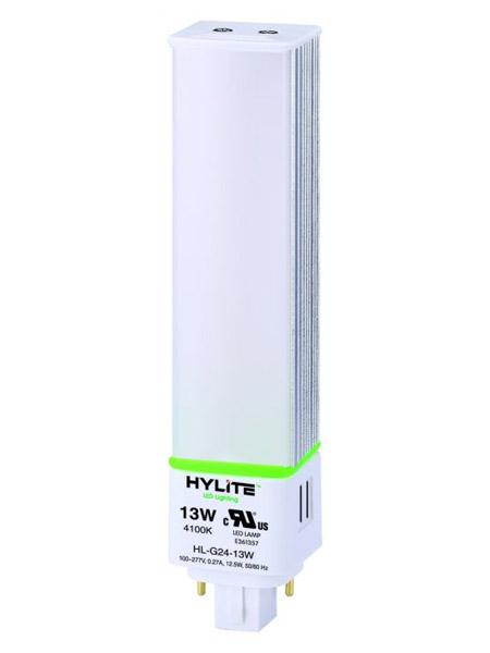 Plug N Play Led Replacement For 32 Watt Horizontal 4 Pin