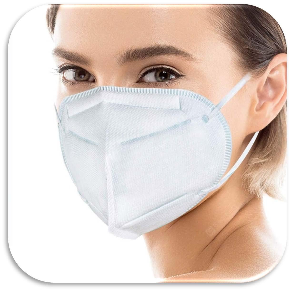 KN95 & FFP2 Disposable Face Mask's