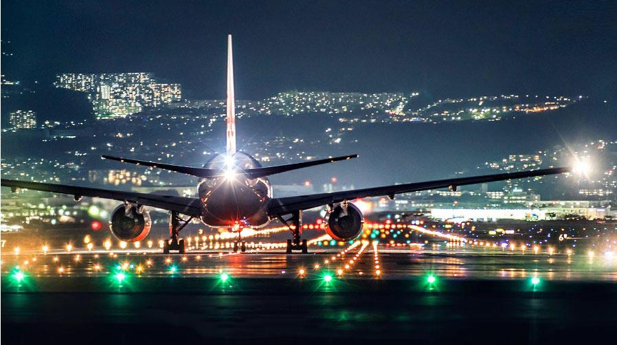Airport Terminal & Runway Lighting