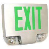 Exit Sign & Emergency Lights