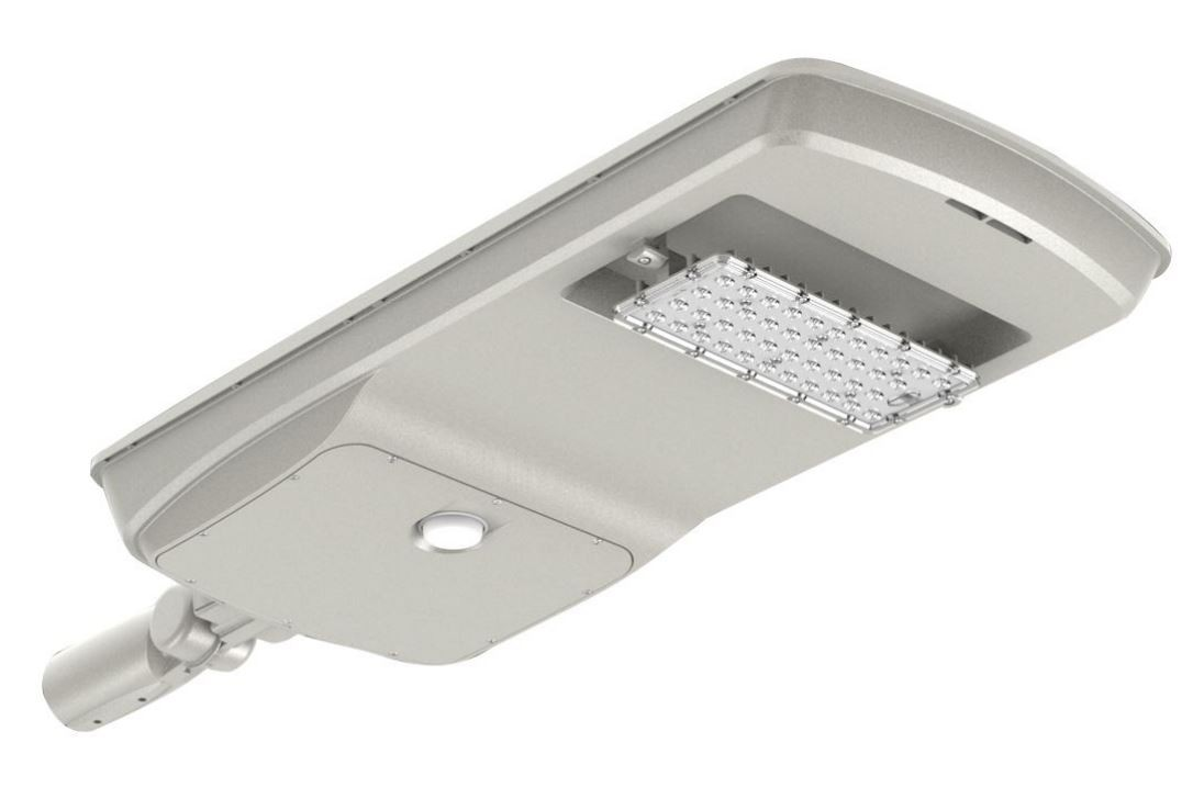 LED Flood Light Solar Powered