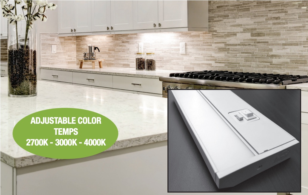 Under Cabinet & Surface Lighting by GM Lighting