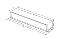 USB-0412-12 (Use Keystone KTSB-E-0416-12-1-S)