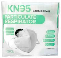 KN95 Air Filter Mask Particulate Respirator