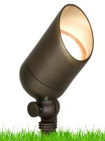 7 Watt Solid Brass Antique Finish Directional Light