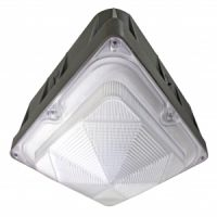 MH100 Equal LED Canopy Fixture CDL2-45CW