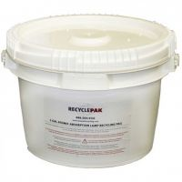 2 GAL ATOMIC ABSORPTION LAMP RECYCLING PAIL