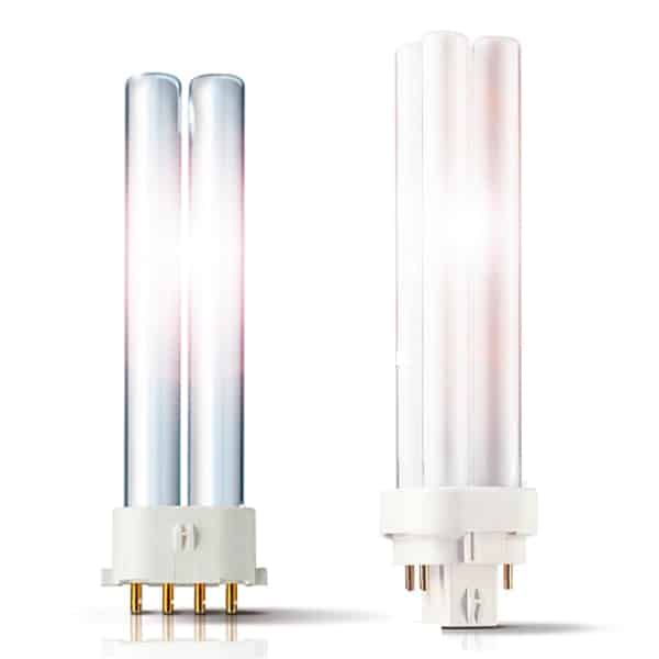 CFL Compact Fluorescent Light bulb