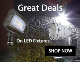 Great Deals on LED Fixtures